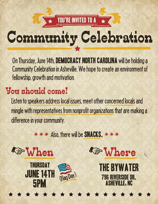 summer event flyers on behance