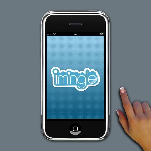 Imingle mobile version