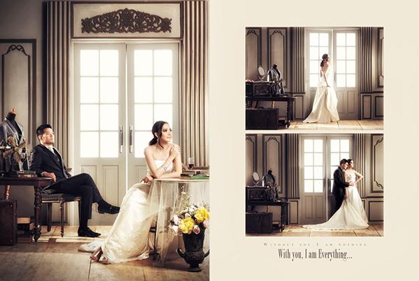 Indoor Pre Wedding Studio Part 4 on Behance