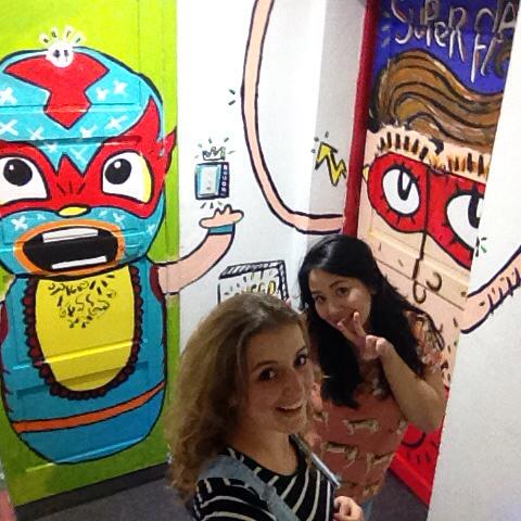 venezuela art illuatration