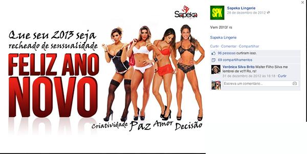 4c0532d06 Social Media - Sapeka Lingerie on Behance