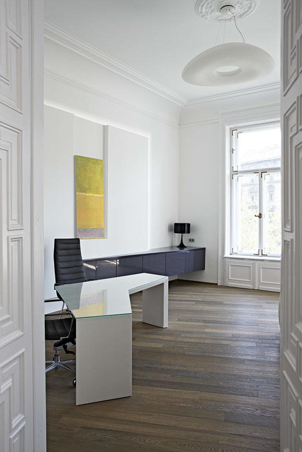 Executive office budapest
