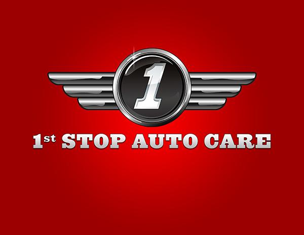 1st Logo 1st Stop Auto Care Logo on