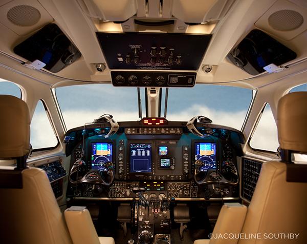 Beechcraft King Air 250 on Behance