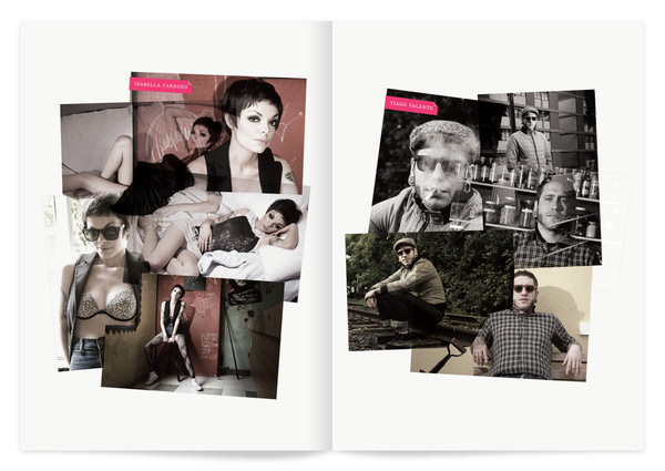 Curitiba Deluxe magazine revista experimental