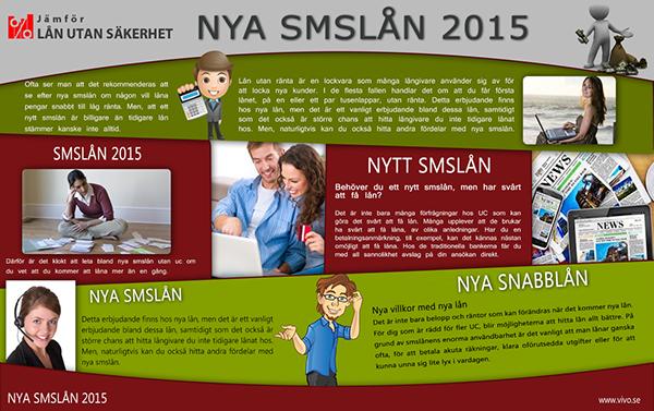 Välkommen till Smslånfinans.se