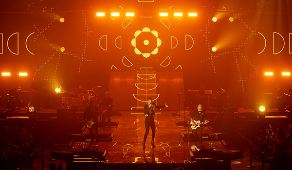 Alessandra Amoroso | 10 Tour Visuals