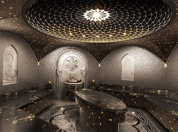 hamam design turkish bath on behance