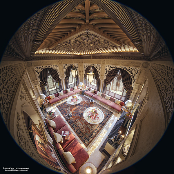 "Dreamy Spaces Rendered By Muhammad Taher: "" Oriental Majlis "" On Behance"