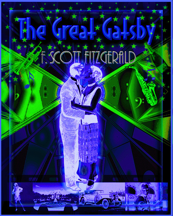 Book Cover Design Jobs Nyc : The great gatsby book cover on art institutes portfolios