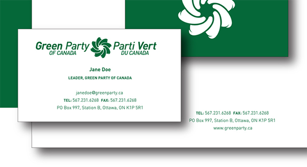 green party of canada essay