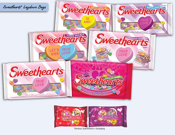 Sweethearts® on Behance