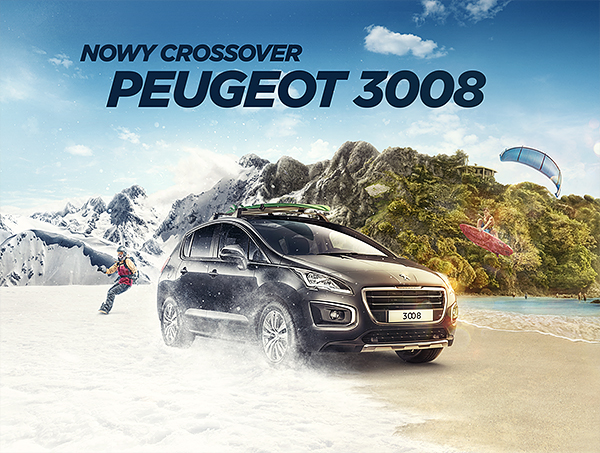 peugeot new crossover 3008 on pantone canvas gallery. Black Bedroom Furniture Sets. Home Design Ideas