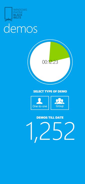 Microsoft windows phone app F2F mobile mobile design design india