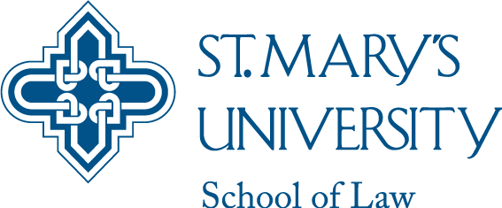 St Mary'S Law School >> St Mary S University School Of Law Revised Logo On Mica