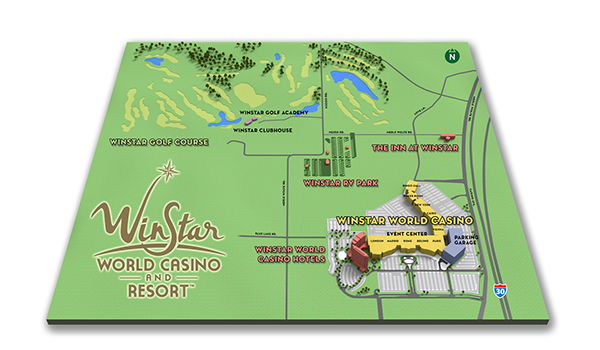 Hotels Near Winstar Casino Map Online Gambling Canada