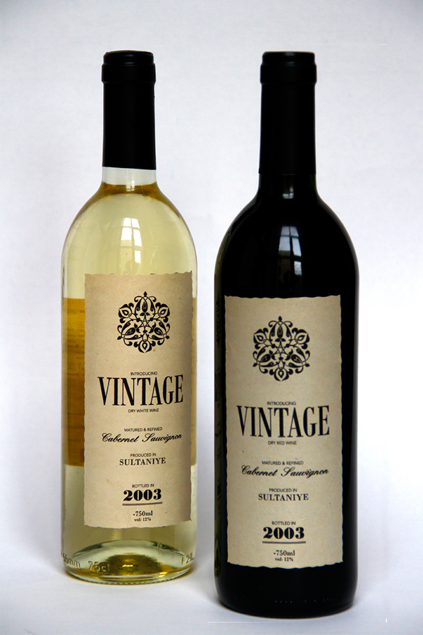 Vintage - Wine on Behance