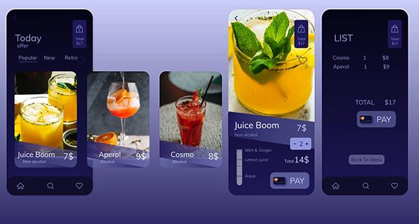 Coctail App