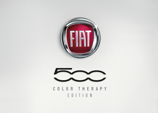 fiat 500 color therapy on student show. Black Bedroom Furniture Sets. Home Design Ideas