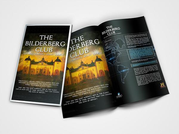 Club Bilderberg Book