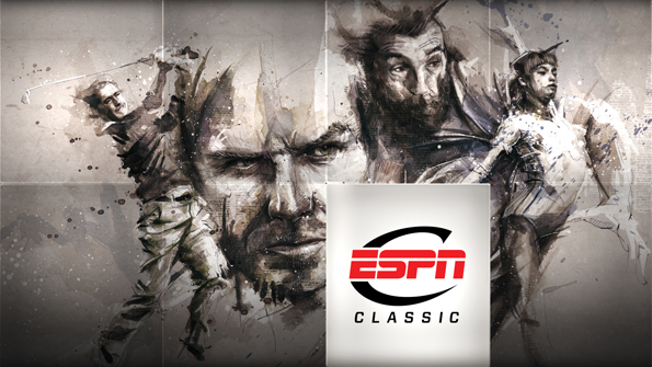 ESPN CHANNEL IDENTITY by Florian NICOLLE