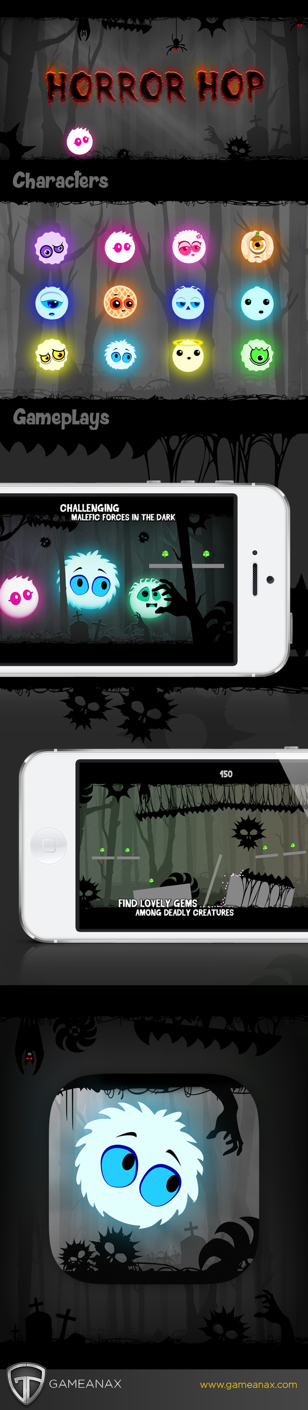 UI ux Games gamedesign ios android Character design  art background graphics