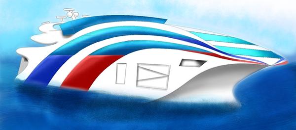 Naval Design Transportation Design ferry boat naval strate Ecole2Design