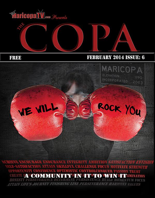 "Hey"" Maricopa TV Magazine Feb Issue on Behance"