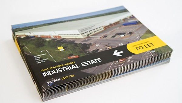 Commercial Property Brochure Design & Print on Behance