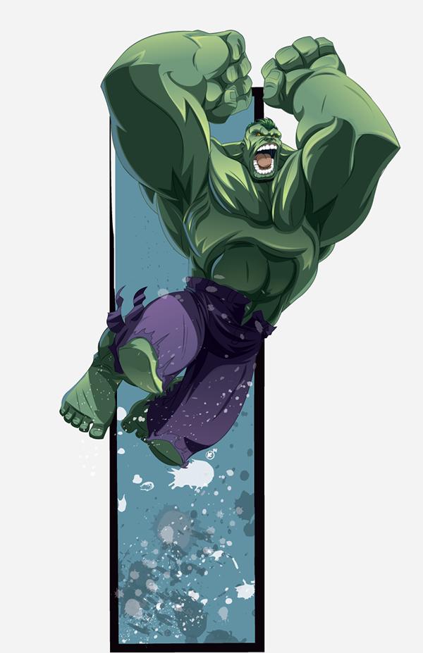 Hulk av Kevin Myers
