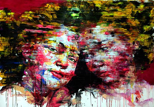 Shin Kwangho|Abstrac Painting