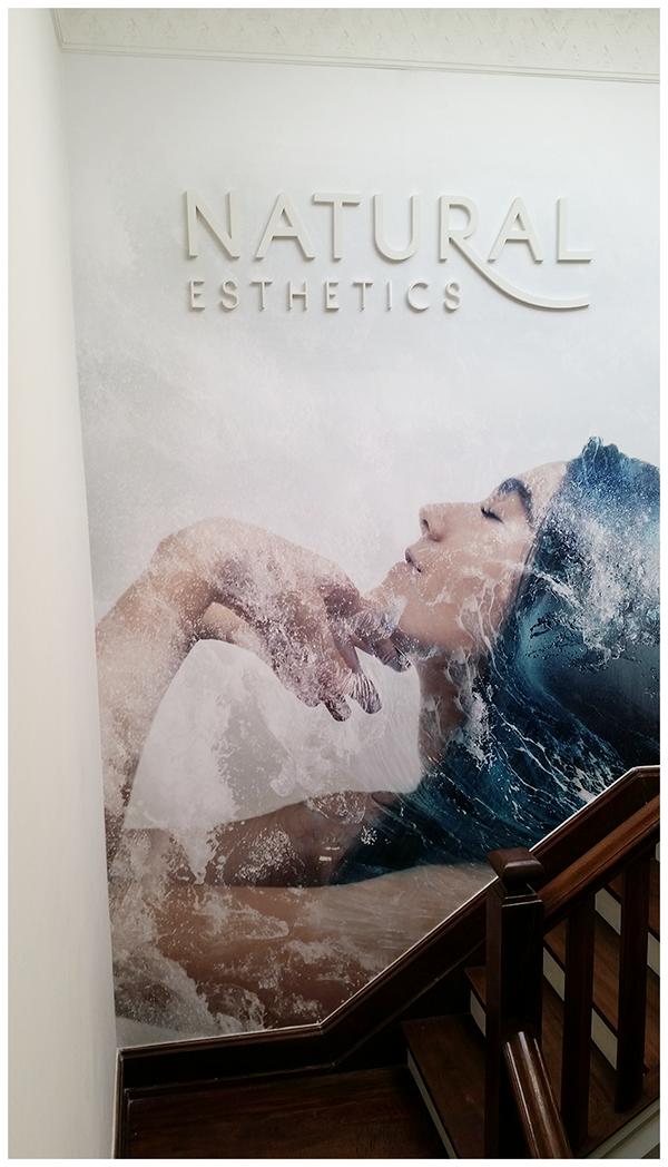 natural,Esthetics,aesthetics,Spa,medical,logo,identity,uruguay,beauty,cosmetics,model,girl,double exposure,Stationery