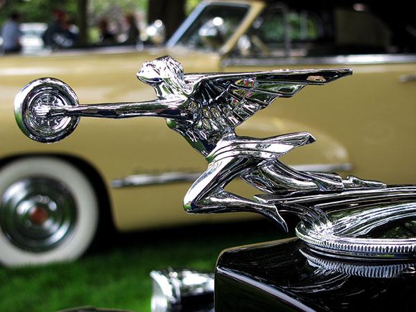 Nash Automobiles Hood Ornaments
