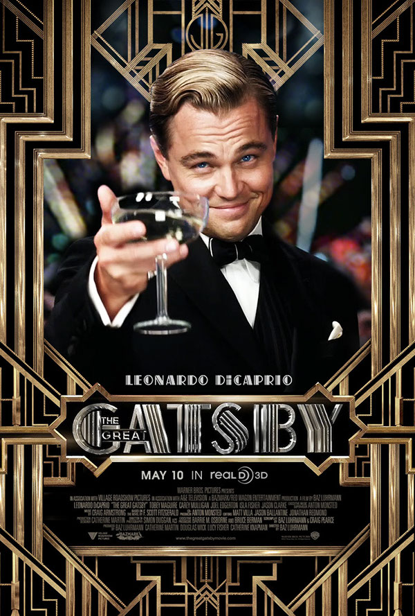 The Great Gatsby: The Best Movies to Watch in Dubai