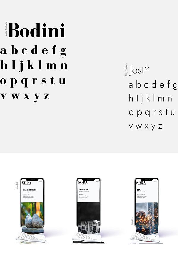 Personal website - WEB DESIGN