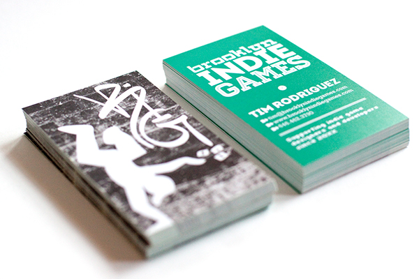business card game nerdcore