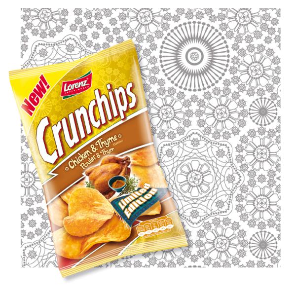 pattern,chips