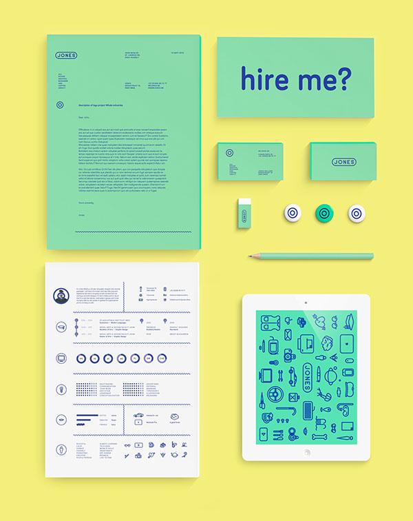 personal branding  u0026 resume on behance