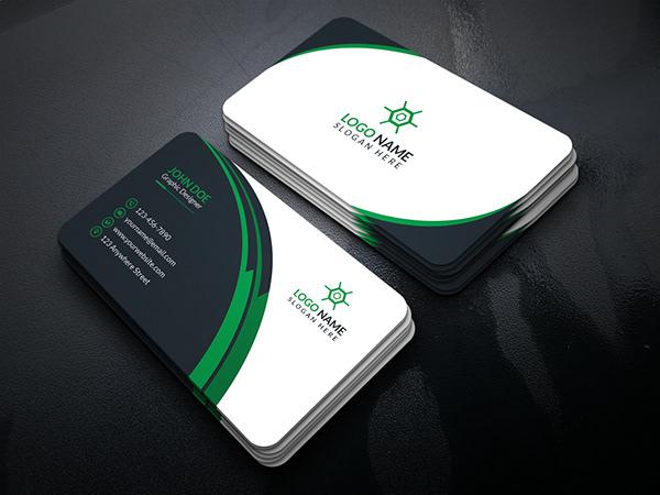 Creative Business Card Design | Business Card Template