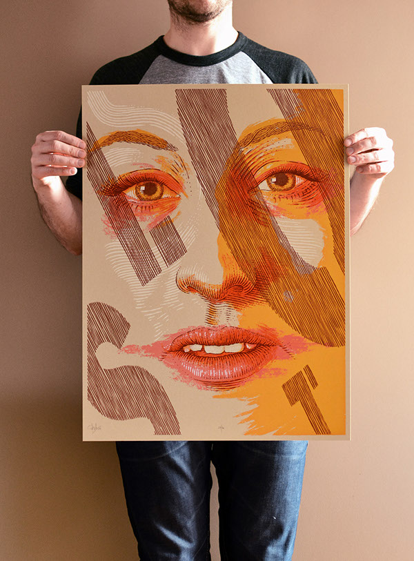 Lost (In Dreams: David Lynch Exhibition) by Bartosz Kosowski