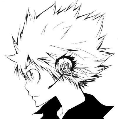 Tsuna Katekyo Hitman Reborn On Behance