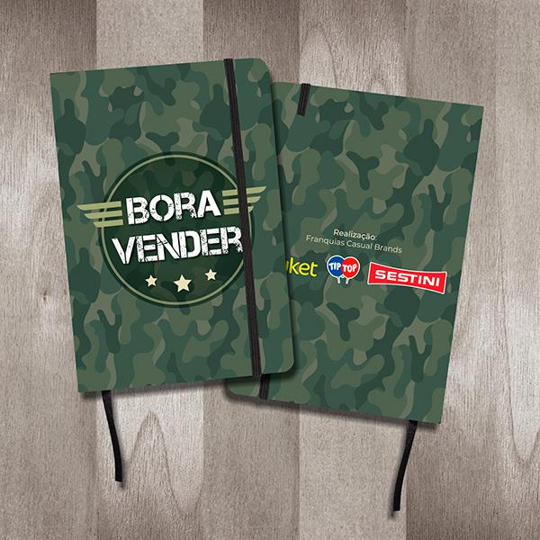 ID Visual Evento | Bora Vender