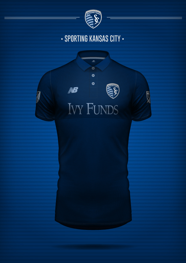 New Balance Sporting Kansas City Concept Kit