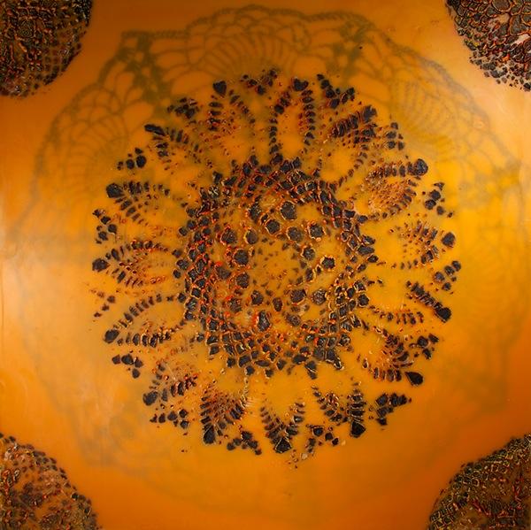 crochet pattern encaustic