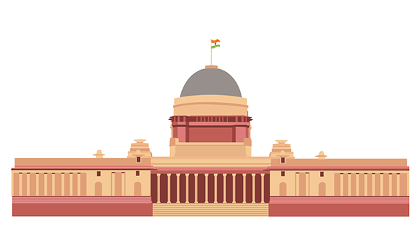 A Map to Delhi's Imperial Zone - Rajpath on Behance