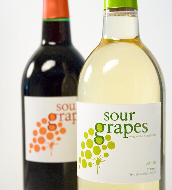 Wine Label + Advertising On Behance