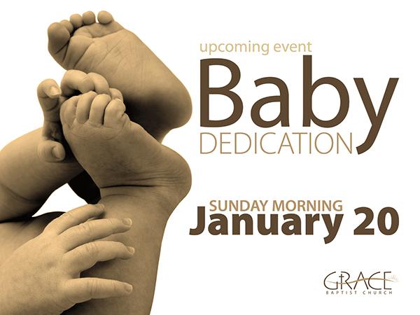 Baby Dedication On Behance