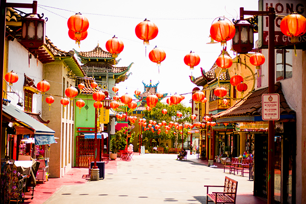 Chinatown And The Last Days Of Hop Louie On Fidm Portfolio
