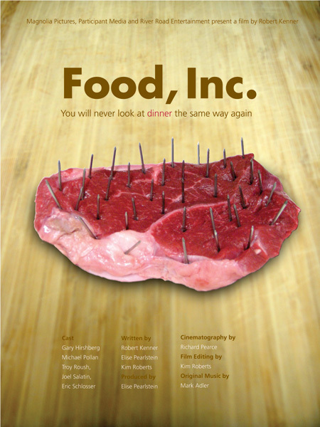 documentary analysis food inc Invited audience members will follow you as you navigate and present people invited to a presentation do not need a prezi account this link expires 10 minutes after you close the.