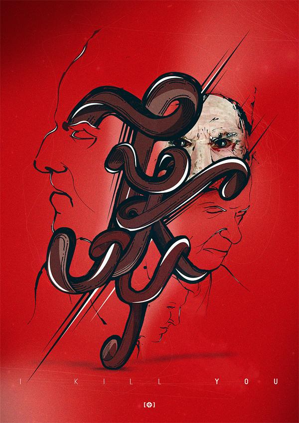 Adobe Portfolio goverdose i kill You digital art collective